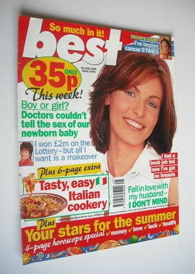 <!--1996-06-25-->Best magazine - 25 June 1996