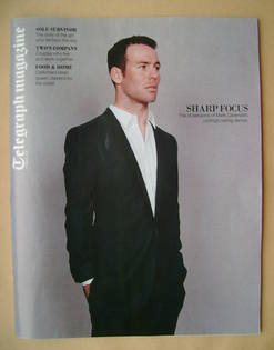 <!--2012-03-17-->Telegraph magazine - Mark Cavendish cover (17 March 2012)