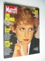 <!--1987-11-13-->Paris Match magazine - 13 November 1987 - Princess Diana cover