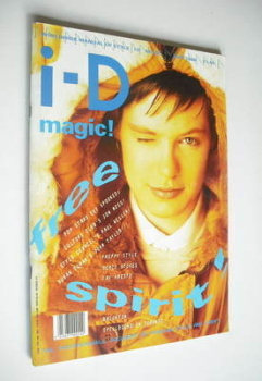 i-D magazine - Alice Temple cover (May 1986 - Issue 36)