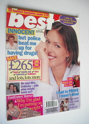 <!--1996-04-30-->Best magazine - 30 April 1996