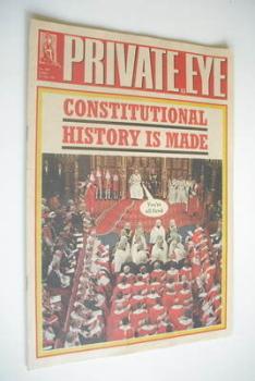 Private Eye magazine - No 989 (12 November 1999)