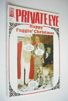 <!--1997-12-12-->Private Eye magazine - No 939 (12 December 1997)