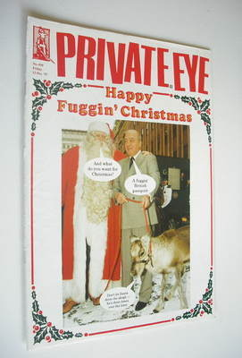 Private Eye magazine - No 939 (12 December 1997)