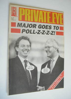 Private Eye magazine - No 920 (21 March 1997)