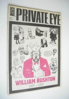 Private Eye magazine - No 914 (27 December 1996)
