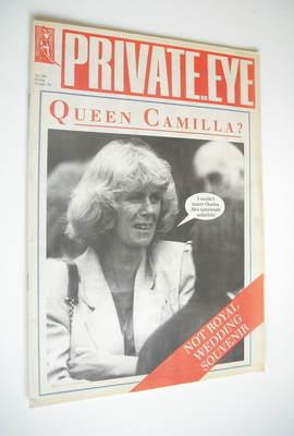 Private Eye magazine - No 864 (27 January 1995)
