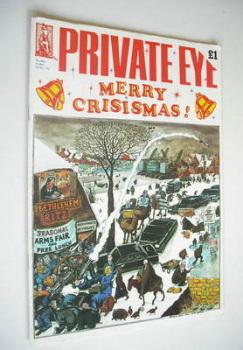 Private Eye magazine - No 861 (16 December 1994)