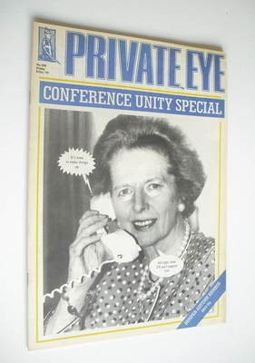 Private Eye magazine - No 830 (8 October 1994)