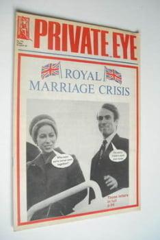Private Eye magazine - No 713 (14 April 1989)