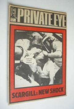 Private Eye magazine - No 588 (29 June 1984)
