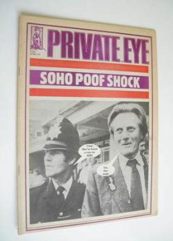 Private Eye magazine - No 585 (14 May 1984)