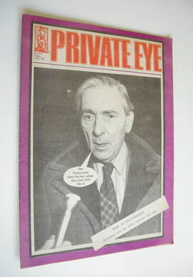 Private Eye magazine - No 573 (2 December 1983)
