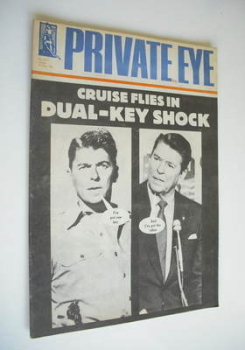 Private Eye magazine - No 572 (18 November 1983)
