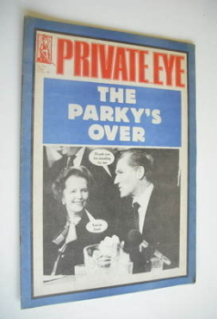 <!--1983-10-21-->Private Eye magazine - No 570 (21 October 1983)