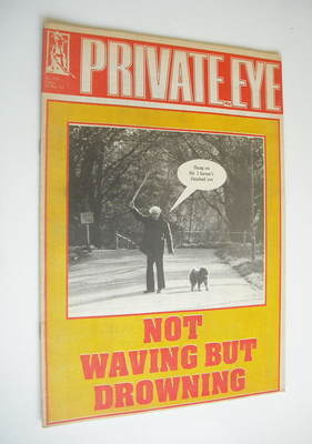Private Eye magazine - No 559 (20 May 1983)