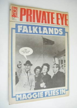 <!--1983-01-14-->Private Eye magazine - No 550 (14 January 1983)