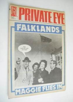 Private Eye magazine - No 550 (14 January 1983)