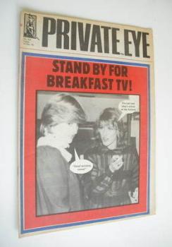 Private Eye magazine - No 549 (31 December 1982)