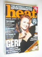 <!--1999-04-24-->Heat magazine - Geri Halliwell cover (24-30 April 1999 - Issue 12)