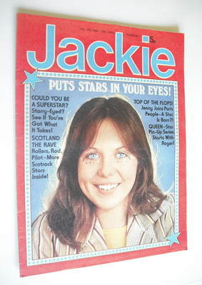 <!--1975-05-17-->Jackie magazine - 17 May 1975 (Issue 593)