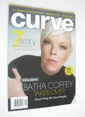 Curve magazine - Tabatha Coffey cover (September 2011)