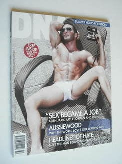 <!--0132-->DNA magazine - Aden Jaric cover (Issue 132)