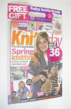 <!--2012-03-->Knit Today magazine (Issue 70 - March 2012)