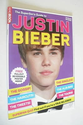 Justin Bieber magazine - The Superfan's Guide