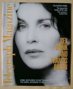 <!--1998-05-02-->Telegraph magazine - Annabel Brooks cover (2 May 1998)