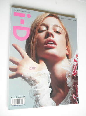 <!--2001-01-->i-D magazine - Natasha K cover (January 2001)