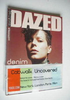 Dazed & Confused magazine (February 2001 - Eleonora cover)