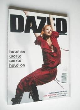 Dazed & Confused magazine (November 2002 - Zora Star cover)