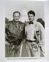 Gene Hackman and Dan Aykroyd autograph