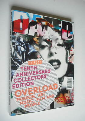 <!--2002-12-->Dazed & Confused magazine (December 2002 - Tenth Anniversary