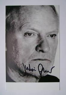 Julian Glover autograph