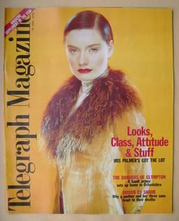 Telegraph magazine - Iris Palmer cover (29 June 1996)