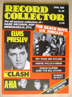 <!--1986-04-->Record Collector - April 1986 - Issue 80