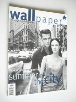 Wallpaper magazine (Issue 5 - July/August 1997)