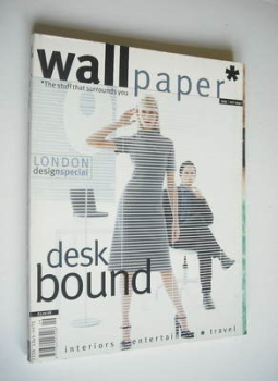 Wallpaper magazine (Issue 6 - September/October 1997)