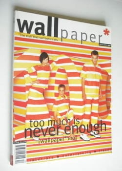 <!--1998-12-->Wallpaper magazine (Issue 15 - Special Edition 1998)