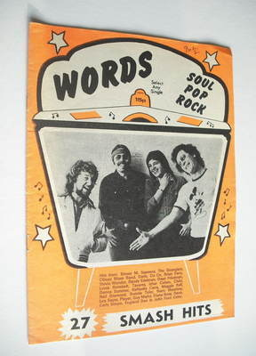 Words magazine (1 June 1978)