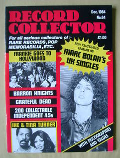 Record Collector - December 1984 - Issue 64