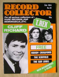 Record Collector - February 1984 - Issue 54