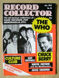 Record Collector - January 1984 - Issue 53