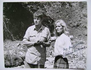 Virginia McKenna autograph