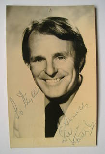 Dickie Henderson autograph
