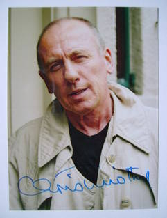 Christopher Timothy autograph (hand-signed photograph)