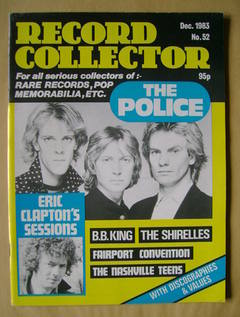Record Collector - December 1983 - Issue 52