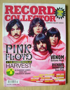 Record Collector - Pink Floyd cover (March 2006 - Issue 321)